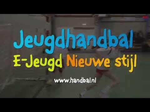 Handbalregels E-jeugd (nieuwe speelwijze)